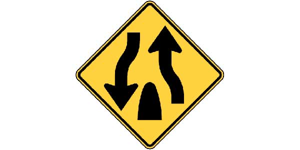 Road signs cheat sheet - 11