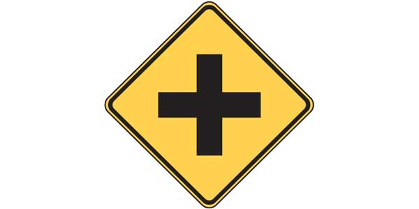Road signs cheat sheet - 5
