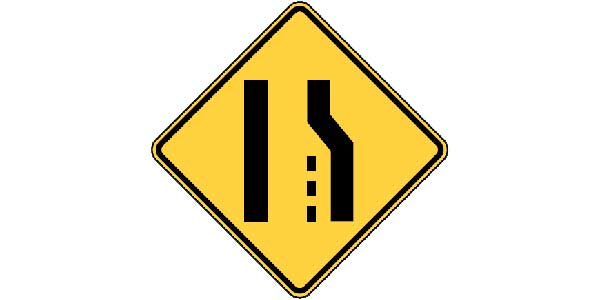Road signs cheat sheet - 8