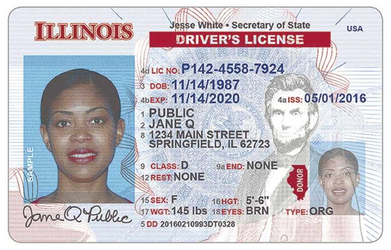 Test org Illinois Dmv Freedmvtest License Free Driver's -