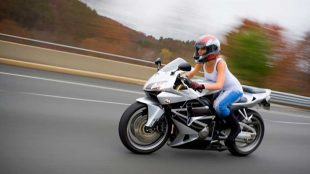 Sharing the road with motorcyclists