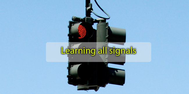 Learning all signal lights